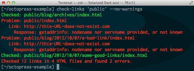 Introducing the link-checker Ruby gem - Ryan Alyn Porter
